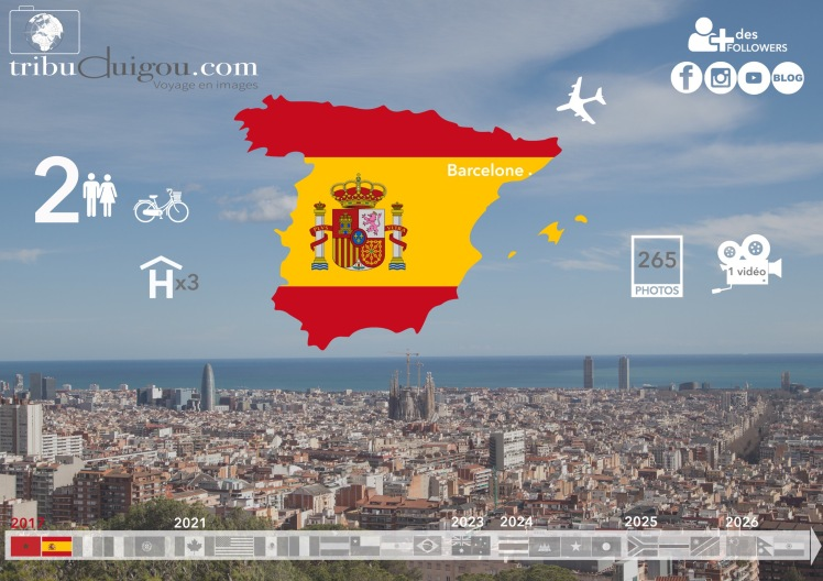 mapping espagne 2017