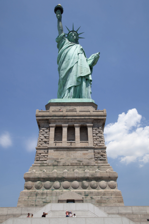 DAY 5 NYC STATUE LIBERTÉ ELLIS ISLAND HIGH LINE.003